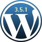 Пропала боковая панель после обновления WordPress до версии 3.5.1